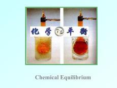 化学平衡 课件