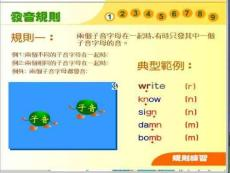 英语发音规则 教学课件