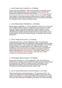 Case of Antaeus Group I..