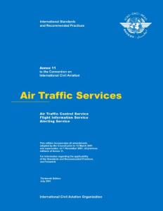 ICAO ANNEX 11 附件11 英文版2013.11.14第49次修订