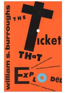 William S Burroughs - [Nova 02] - The Ticket That Exploded (epub)