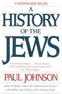 Paul Johnson - A History of the Jews [1988][A]