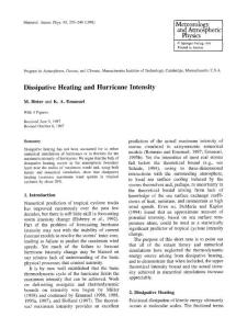 [1998-Bister_Emanuel]Dissipative heating and hurricane intensity